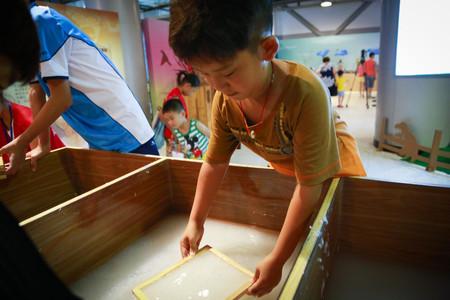 蒲江成佳镇自驾1日游>体验古法造纸,专业儿童领队,含
