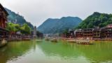 Fenghuang Ancient City, Minjiang River