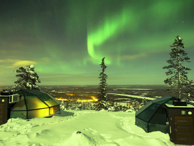 【高端品质】极光 冰岛 罗瓦涅米 瑞典 芬兰 特色餐7晚9日游 (国航