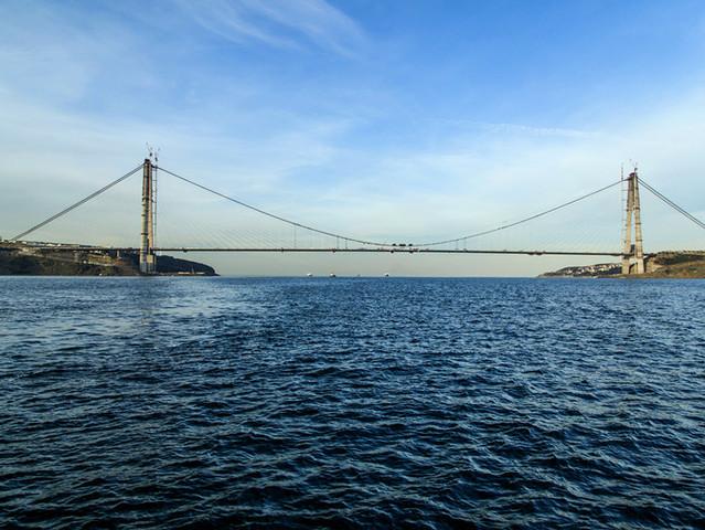 大桥 桥 桥梁 639_480图片