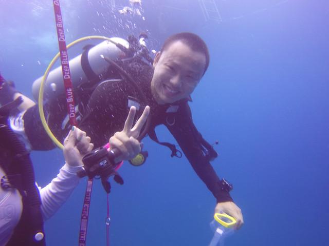 <芭提雅 潜水服务中心PADI开放水域初级潜水员课程(含OW证书)>