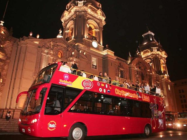 <【City Sightseeing,1日通票】秘鲁利马观光巴士游>