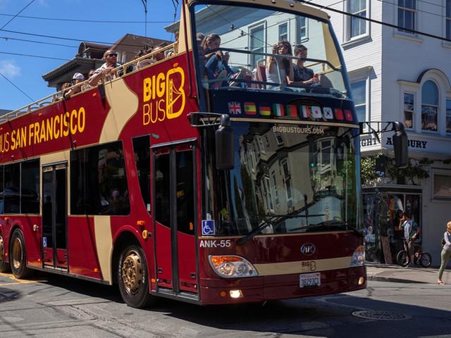<【爆·旧金山打卡】恶魔岛上岛门票+旧金山BigBus观光巴士Premium套票组合>