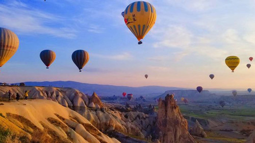 土耳其全景12日游