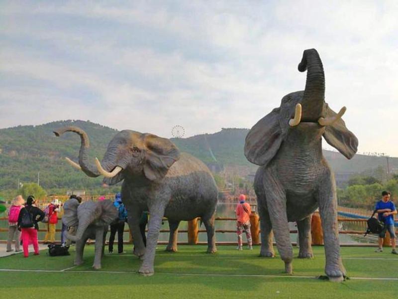 兰陵宝山前野生动物园 野生动物赏识,亲子互动,休闲文娱,科普教学