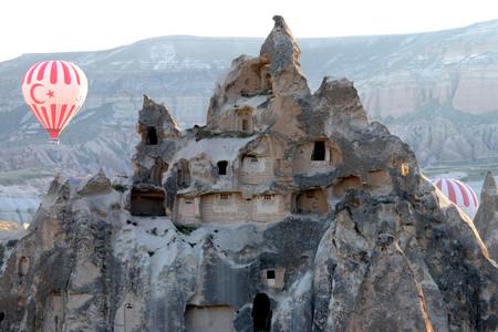 <土耳其7晚8日游>伊斯坦布尔集散、全程含餐、景点首道、特别升级洞穴酒店、自费体验热气球、送机(当地参团)