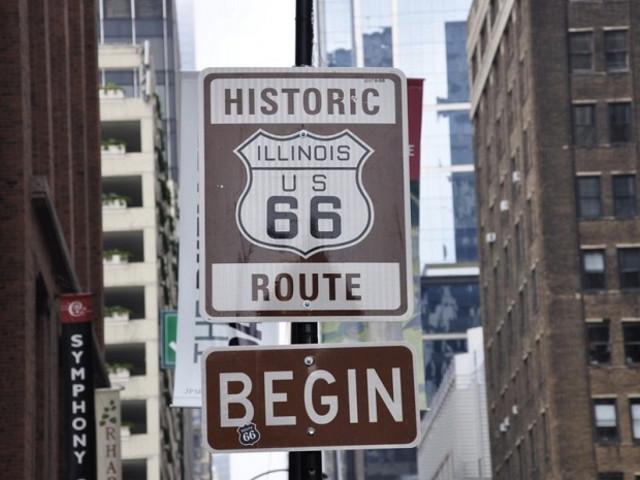 <探索66号公路一日游>(芝加哥往返)