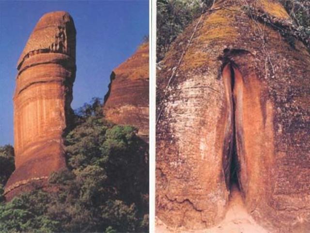 重点风景名胜区,又是国家地质地貌自然保护区,还被称为中国红石公园