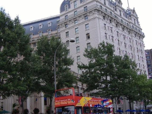 <【City Sightseeing,1日通票】美國華盛頓隨上隨下觀光巴士>