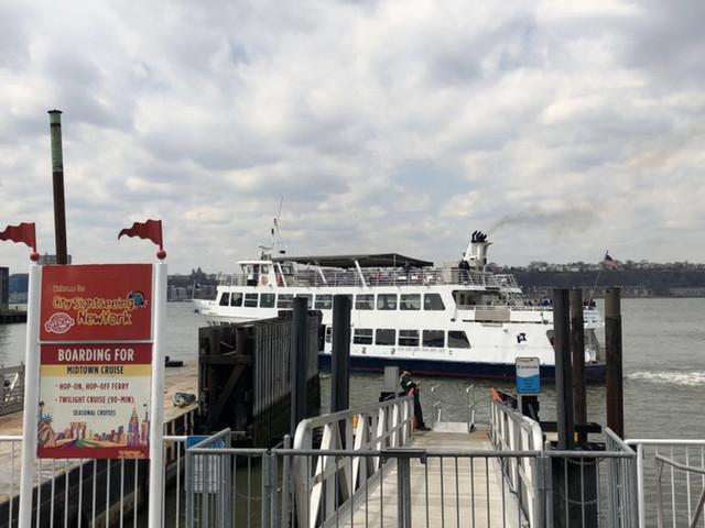 <【電子票,無需打印】紐約Hornblower自由女神像帝國大廈隨上隨下游船>