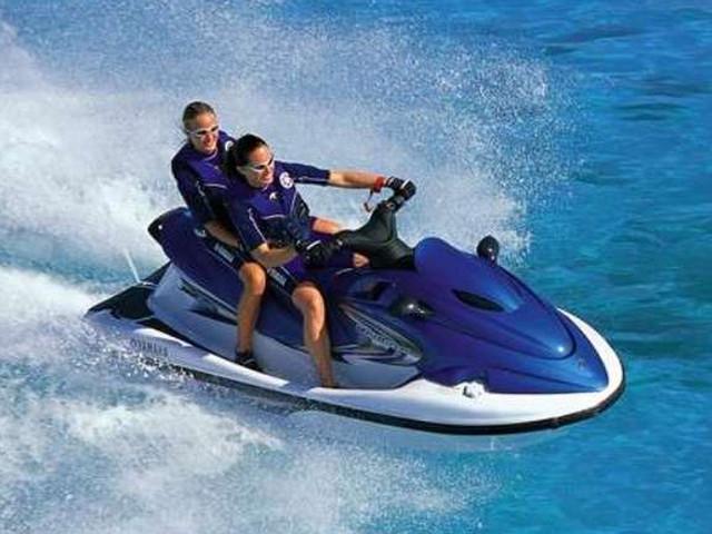 <【水上活动】长滩岛海上摩托艇体验>