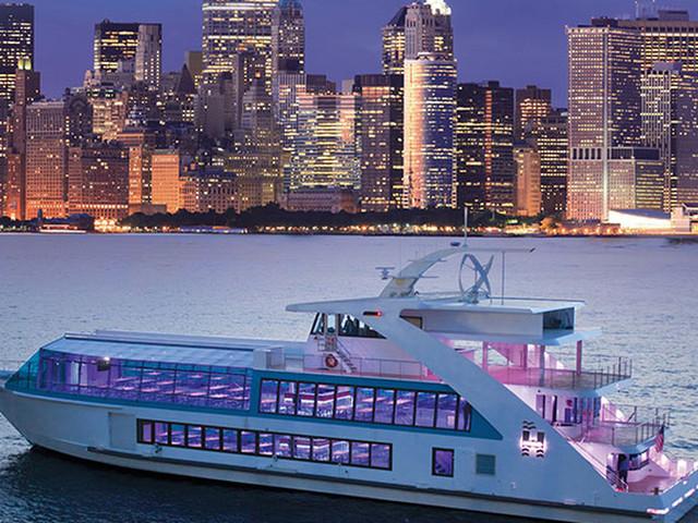 <【電子票掃碼登船】紐約自由女神像1小時環島游船(含中英雙語講解)>
