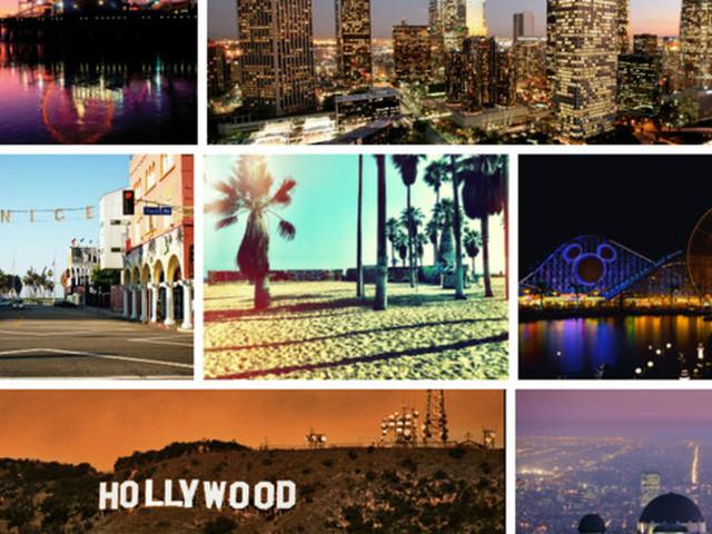 <洛杉矶:私人 3 小时休旅车之旅>