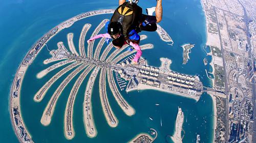 迪拜+阿布扎比6-7日游