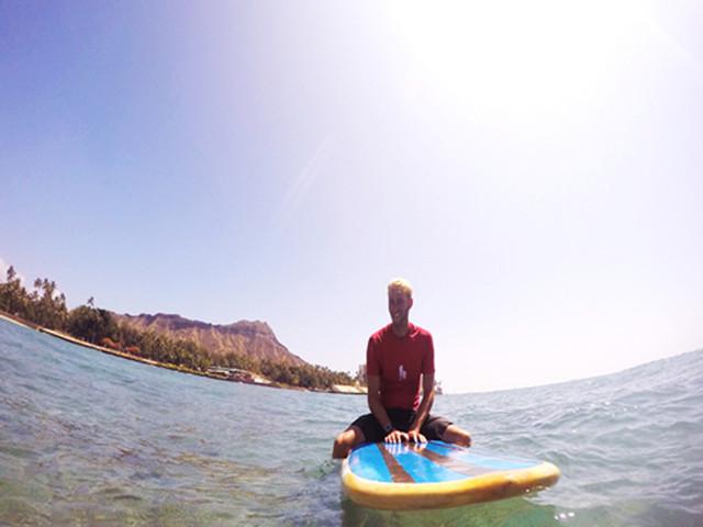 夏威夷冲浪冲浪板租赁【4小时】