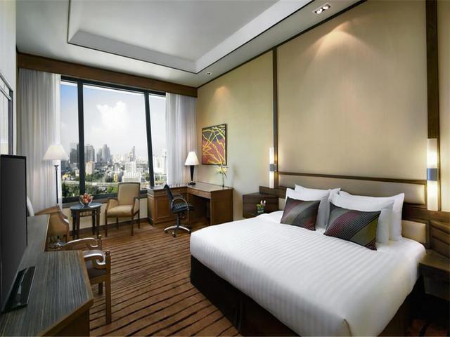 背景墙 房间 家居 酒店 设计 卧室 卧室装修 现代 装修 640_480