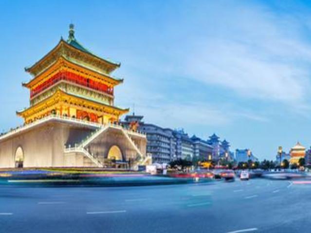 西安大雁塔 陕西历史博物馆 明城墙 钟鼓楼广场1日跟团游 二环内酒店