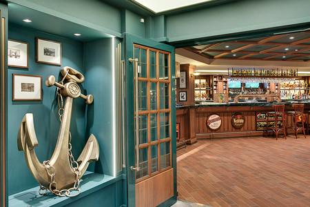 传奇号 Brass Anchor Pub