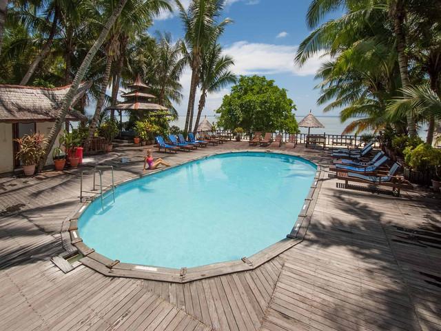 <仙本那马布岛沙滩屋3天2晚游>度假享受之选 赠送接送机(当地参团)