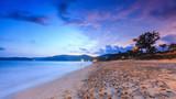 三亚亚龙湾海边风景