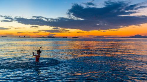 三亚海边风景