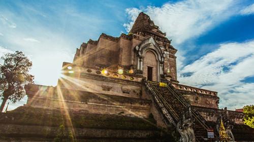 中国-泰国-缅甸-老挝双飞10日游