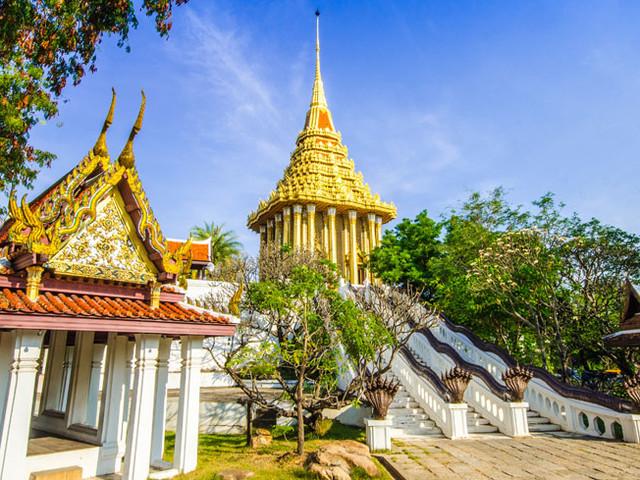 <泰国曼谷古城七十二府门票:领略泰国各地古迹群的缩影>