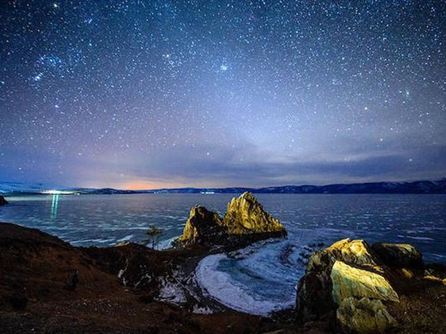 俄罗斯贝加尔湖 奥利洪岛8日游>奥利洪岛生活体验,亲近贝加尔湖,呆萌