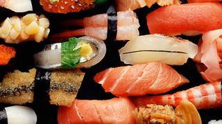 上引握寿司