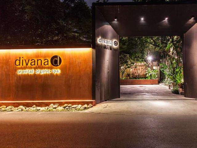 <【Thonglor店】曼谷迪瓦娜按摩和水疗中心Divana SPA>轻She小资 高端SPA 舒适享受 Divana
