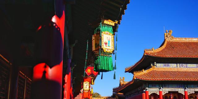 北京天安门广场故宫八达岭长城长城一日游五のhカミ春売な记攻略图片