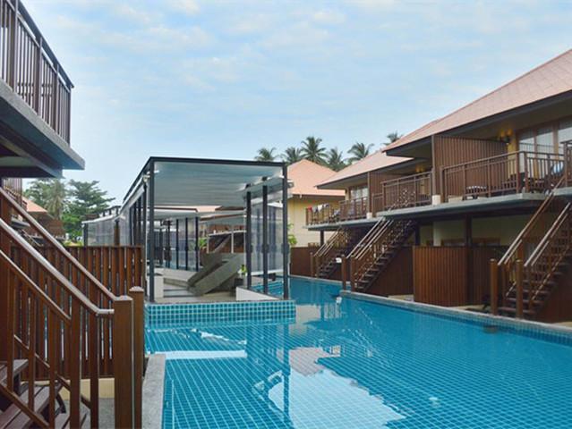 普吉岛大长岛入户联排泳池别墅1