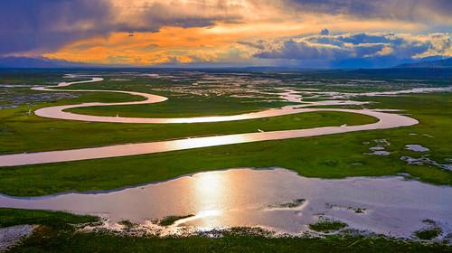 新疆-赛里木湖-夏塔旧道