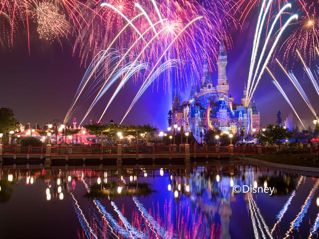 <上海迪士尼乐园+海昌海洋公园4日游>海洋迪士尼双园记(当地参团)