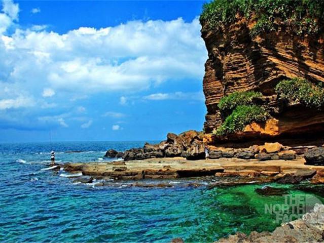<广西北海涠洲岛1日跟团游>高速往返的大船+20元的餐标+上岛通票+车+导游,省心出游