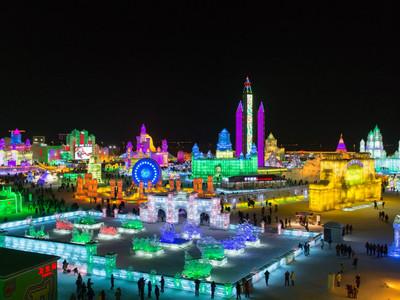 哈尔滨冰雪大世界旅游攻略