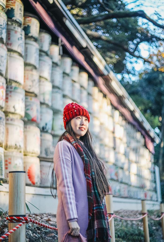 #你好2018#冬日暖阳下,步履未停走进东京【多图】_镰仓游记