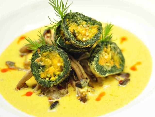 <澳门金沙城 皇雀印度餐厅美食套餐>米其林一星 正宗印度料理 感受印度独特的美食文化风情