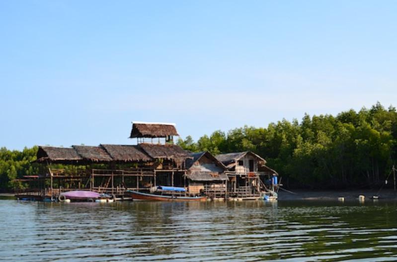 【兰塔红树林】半日游红树林皮划艇海钓国攀岩乐趣性爱难度图片