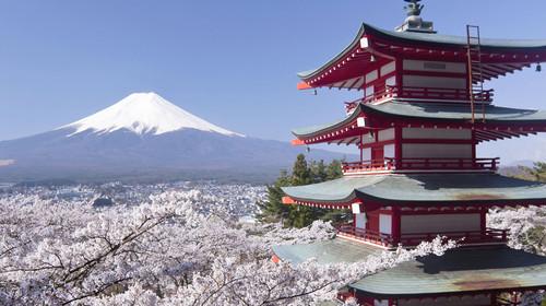 日本东京-富士山-大阪机票+当地6日游