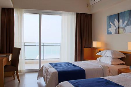 <惠州-巽寮湾2日游>住海公园度假酒店海景房,含自助早餐,楼下就是沙滩