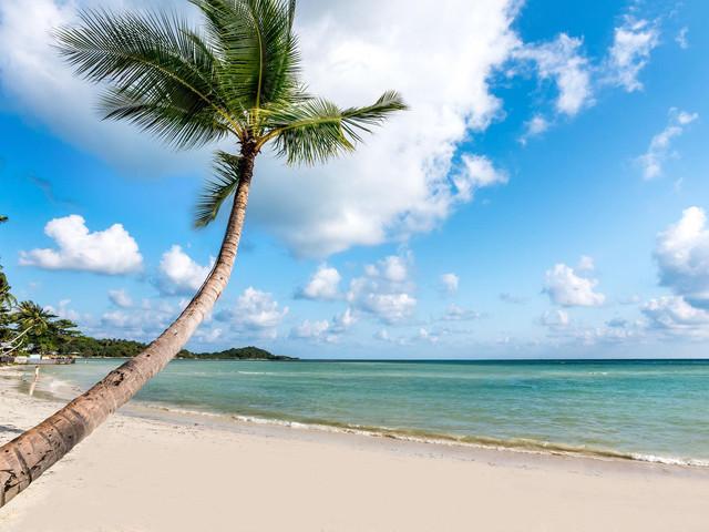 坎达布里查汶海滩苏梅岛诺富特度假村