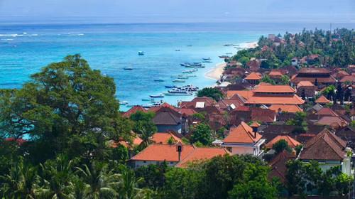 巴厘岛机票+本地5-7游