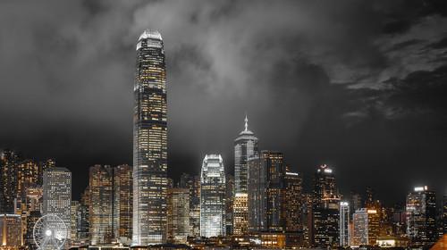 香港城市风景