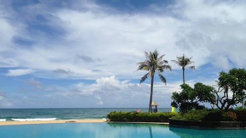 海南海口-分界洲岛-槟榔谷