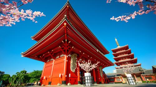 东京迪士尼乐园城堡