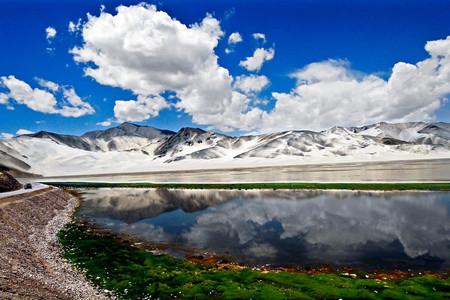 <帕米尔高原卡拉库里湖+喀什民俗风情2日游>帕米尔高原卡拉库里湖,喀什民俗风情游