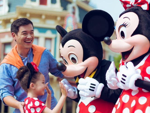 <香港迪士尼乐园电子门票>无需打印 扫码入园