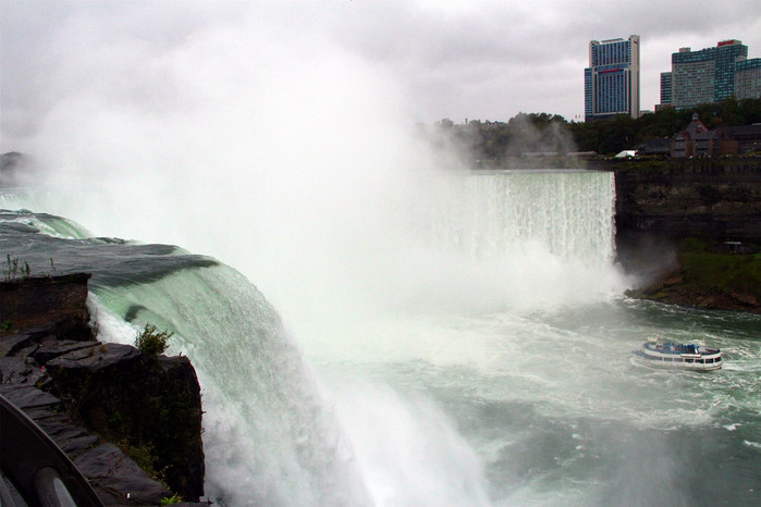 #鸿运必胜#【首发】横穿美国之大瀑布、大峡谷【多图】_尼亚加拉大瀑布游记