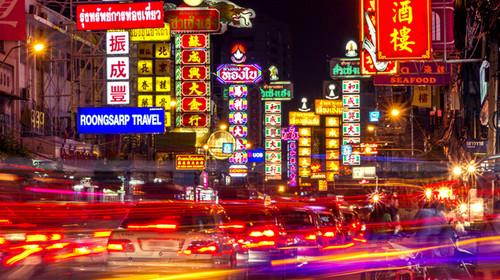 <泰国-新加坡-马来西亚9晚10日游>国泰香港直飞 正点航班 吉隆坡升级一晚国际五星 76层自助餐 夜游暹罗湾 丛林骑象 圣淘沙 云顶高原
